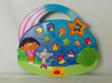 Adorable 'Twinkling Star' Musical Learning Dora the Explorer Electronic Toy